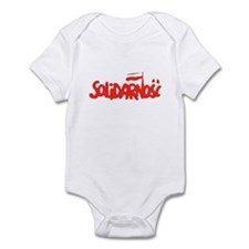 Solidarnosc Infant Bodysuit