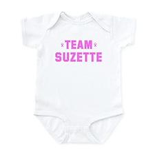 Team SUZETTE Infant Bodysuit