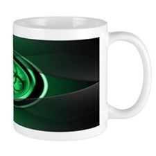 BioHazard Green Mug