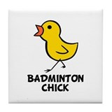 Chick Tile Coaster