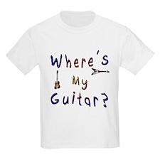 Where's My Guitar T-Shirt