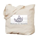 Princess in Training Tote Bag