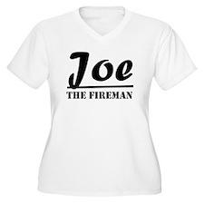 Joe The Fireman T-Shirt