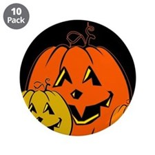 "The Great Pumpkins 3.5"" Button (10 pack)"
