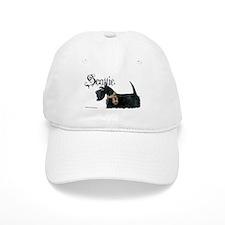 Scottish Terrier Gothic Baseball Cap