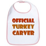 Official Turkey Carver Bib