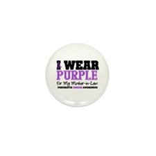 Pancreatic Cancer Mini Button (10 pack)