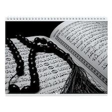 Cool Quran Wall Calendar