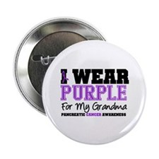 "Pancreatic Cancer 2.25"" Button (10 pack)"