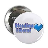 Bleeding Heart Liberal 2 Button