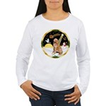 Night Flight/Golen #1B Women's Long Sleeve T-Shirt