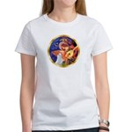 Angel3/Am Eskimo #3 Women's T-Shirt