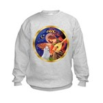 Angel3/Am Eskimo #3 Kids Sweatshirt