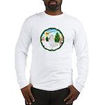 Take Off1/Am Eskimo #5 Long Sleeve T-Shirt