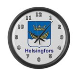 Helsingfors Large Wall Clock