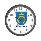 Esbo Wall Clock