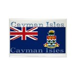 Cayman Islands Rectangle Magnet (100 pack)