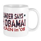 Flush Obama says Joe Mug