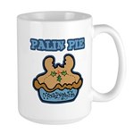 Palin Pie (Moose Berry Pie) Large Mug