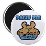 Palin Pie (Moose Berry Pie) Magnet
