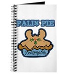 Palin Pie (Moose Berry Pie) Journal