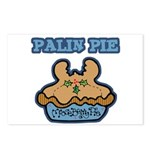 Palin Pie (Moose Berry Pie) Postcards (Package of