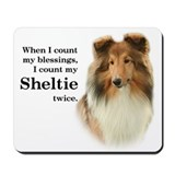 Gracie's Blessing Mousepad