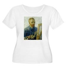 Van Gogh Painter T-Shirt