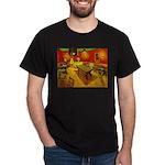 Night Cafe Dark T-Shirt