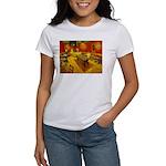 Night Cafe Women's T-Shirt