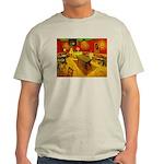 Night Cafe Light T-Shirt