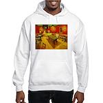 Night Cafe Hooded Sweatshirt