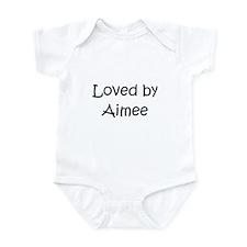 Cute Aimee Infant Bodysuit