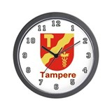 Tampere Wall Clock