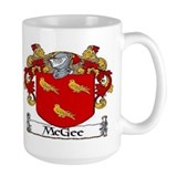 McGee Coat of Arms Mug