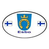Esbo Automobile Decal