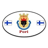 Pori Automobile Decal