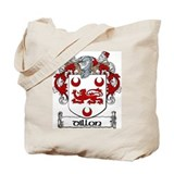Dillon Coat of Arms Tote Bag