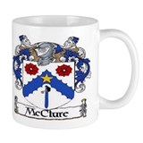 McClure Coat of Arms Mug