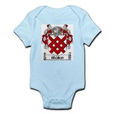 Blake Coat of Arms Infant Bodysuit
