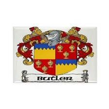 Butler Coat of Arms Rectangle Magnet (10 pack)