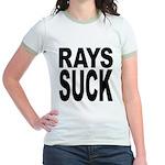 Rays Suck Jr. Ringer T-Shirt