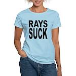 Rays Suck Women's Light T-Shirt