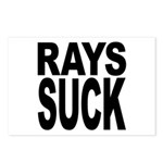 Rays Suck Postcards (Package of 8)