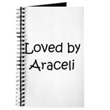 Cute Aracely Journal