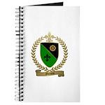MOISAN Family Crest Journal