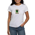 MOISAN Family Crest Women's T-Shirt