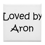 Cute Aron Tile Coaster