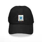 MORENCY Family Crest Black Cap