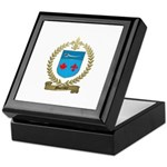 MORENCY Family Crest Keepsake Box
